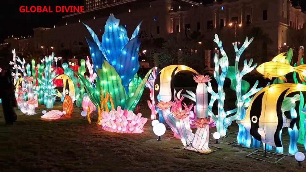 Jeddah Season Festival 2019   highlights   Water Front Jeddah  