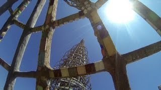 Art and engineering intersect at Watts Towers for UCLA team