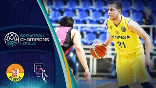 Opava v Telekom Baskets Bonn - Full Game - Basketball Champions League 2018-19