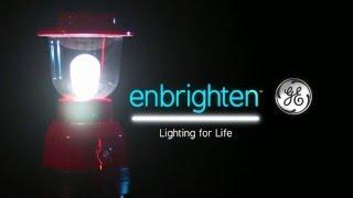 GE Enbrighten Lantern 11012