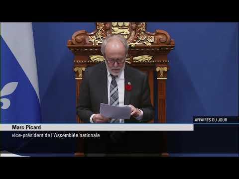 Annulation réforme du PEQ | Cris de joie des députés d'opposition après l'adoption d'une motion