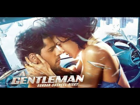 How to download A GENTLEMAN full movie in hindi