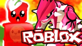 Roblox Adventures / Pokemon Brick Bronze / LEGENDARY GROUND ENCOUNTER!!!