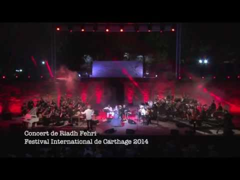 Riadh Fehri Festival International de Carthage 2014