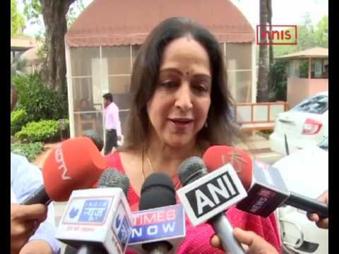 Parliament Has Been A Great Learning Curve Says Hema Malini