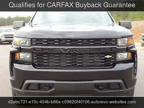 2019 Chevrolet Silverado 1500 Custom New Cars - Charlotte,NC - 2019-03-15