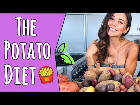 LOSE WEIGHT EATING POTATOES Ft. Setareh Khatibi