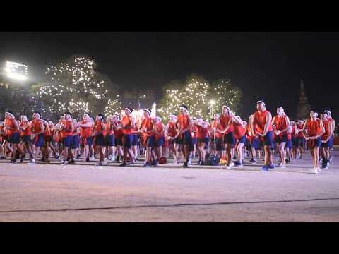 Wai Kru Muay Thai Ceremony 2019 in Thailand