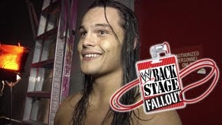 Backstage Fallout - Bo Dallas