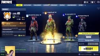 """FORTNITE SCAM GANG ""GIVEAWAY""LIVE STREAM""ROAD TO 2.5k LET'S GET IT !!!!"
