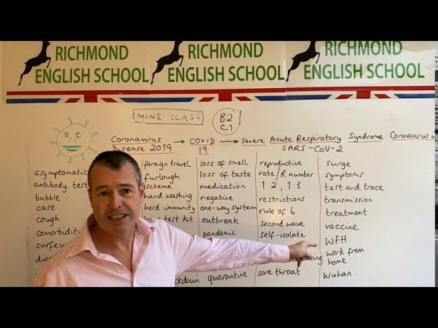 MINI CLASS WITH TOM! - B2/C1 level grammar #4