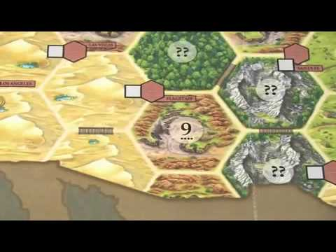 Catan Histories: Settlers of America - Learn to Play!