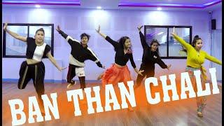 BAN THAN CHALI | Sukhwinder Singh, Sunidhi Chauhan | Basic Choreography | The Movement Dance Academy