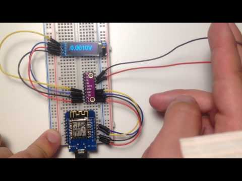 Voltmeter Project -- Hardware Overview