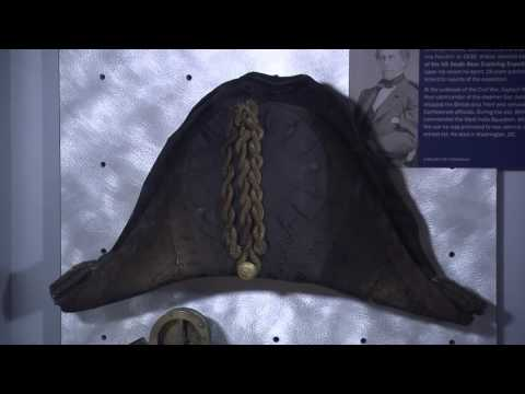 Object  71   Charles Wilkes' Bicorn