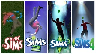 ♦ Sims 1 - Sims 2 - Sims 3 - Sims 4 : Abduction - Evolution
