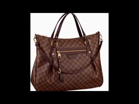 Túi xách hàng hiệu, ví nữ thời trang.