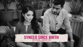 SYNCED SINCE BIRTH - Sanya & Manan Trailer // Best Wedding Highlights // Chandigarh, India