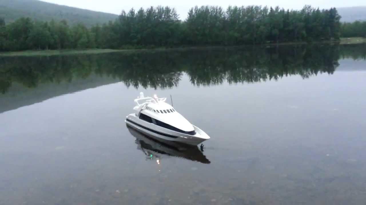 Moonraker Scale Cabin Cruser Boat YouTube