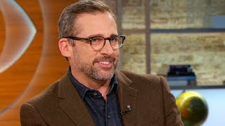 "Oscar-nominated actor Steve Carell gets serious in ""Foxcatcher"""