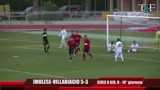 Serie D Girone D Imolese Villabiagio 5 3