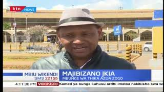 Mbunge wa Thika azua zogo na maafisa wa JKIA kuhusu wahamiaji haramu