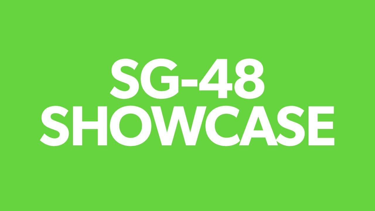 SG-48: professional performances for everyone