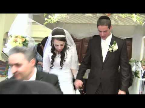 Beverly Hills Jewish Wedding Video Highlights | Nessah Synagogue Jewish Wedding
