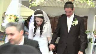 Beverly Hills Jewish Wedding Video Highlights | Nessah Synagogue Jewish Wedding