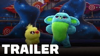 Toy Story 4 - Ducky and Bunny Teaser Trailer (2019) Jordan Peele, Keegan-Michael Key