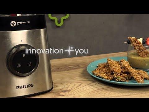 Smoothie i granola za super snagu uz Philips blender