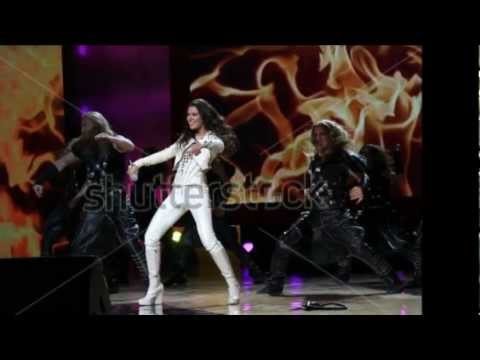 Ruslana - The same star (trumpet)