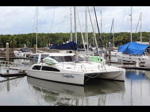 "2007 Seawind 1160 sailing catamaran | For Sale | ""Compass Rose 2"""