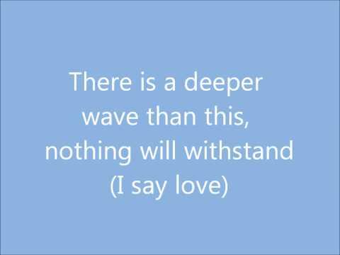Love is the Seventh Wave (Lyrics)