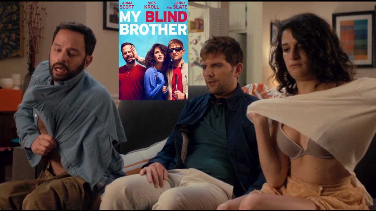 Download My Blind Brother | Romantic Comedy Drama Movie | Must Watch Entertaining Hollywood Movie |