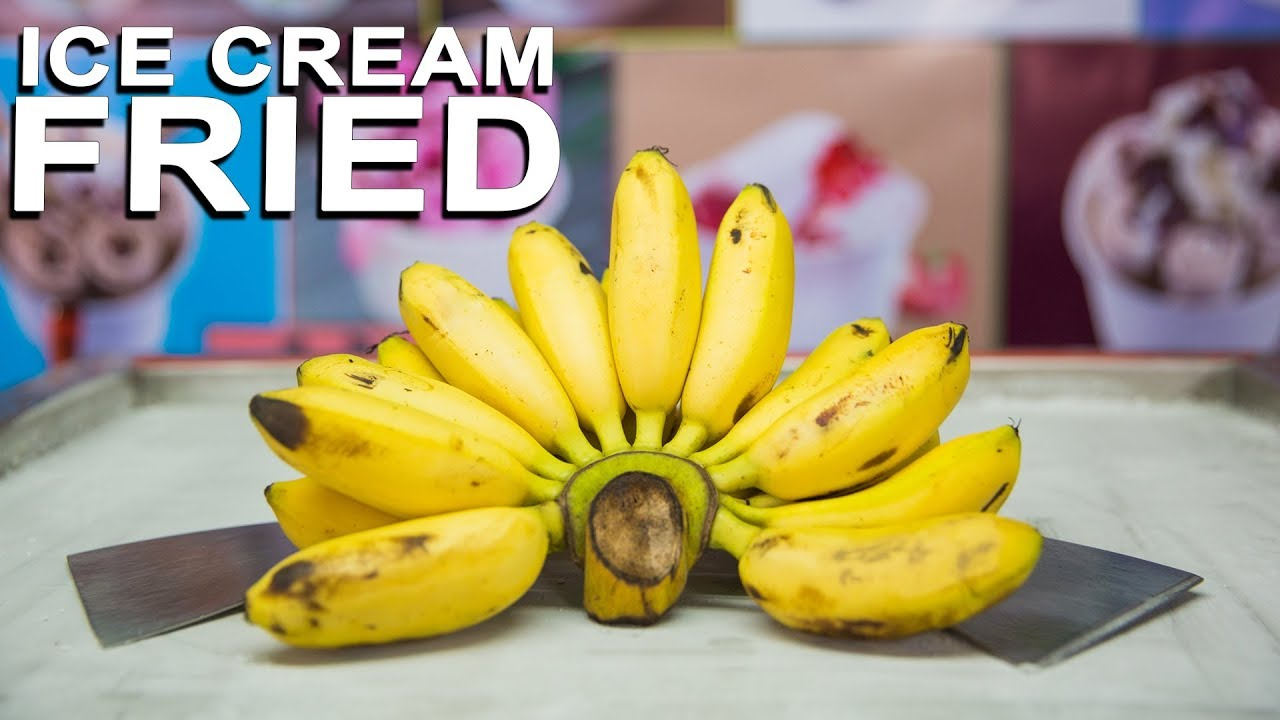 Banana ice cream rolls how to make fresh fruit ice cream rolls banana ice cream rolls how to make fresh fruit ice cream rolls satisfying asmr ccuart Choice Image