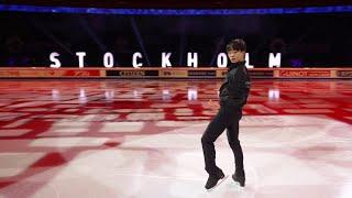 Юма Кагияма Показательные выступления Чемпионат мира по фигурному катанию 2021