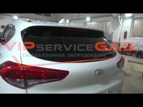 ГБО на Hyundai Azera-Установка ГБО. Газ на Hyundai Azera (ГБО .