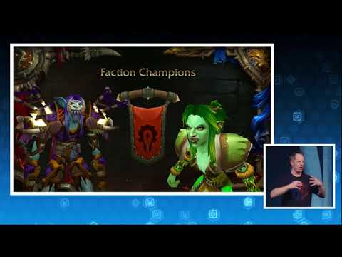 Dive into the deepest part of the systems and gameplay that make up WOW 2017