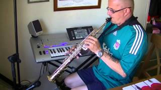 Theme from Dying Young - played by Kitch - Soprano Sax - Yamaha Tyros 4