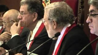 Audiencia Pública del Tribunal Constitucional - Lima 09-12-2015 2017 Video