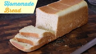 How to make Bread at home| NO machine (from scratch) | NO BREADMAKER