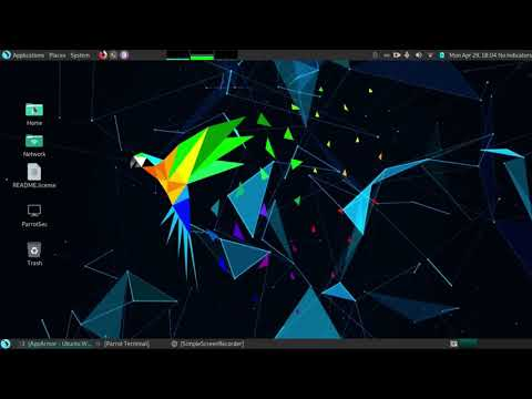 Review: Parrot Linux OS- The BEST Privacy/Forensics/PenTesting Desktop OS!