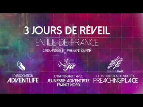 #COLLISION : 3 JOURS DE REVEIL en Île-de-France le 15,16 & 17 avril 2016de YouTube · Durée:  1 minutes 16 secondes