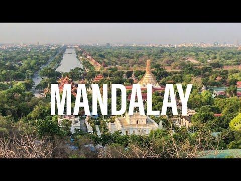 Mandalay City | Motorcycle Tour 2019