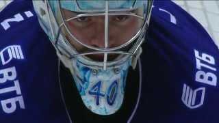 Лазушин остановил прорыв Кетова / Lazushin gloves Ketov's closerange shot