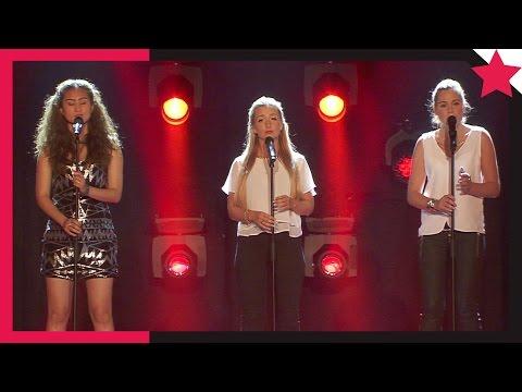 Keine ist wie du (Gregor Meyle) - Ulana, Ina, und Sophie   POPSTARS