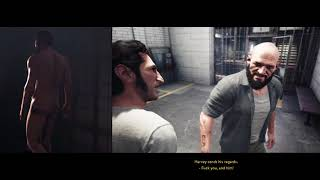 A WAY OUT - Part 1 (4K Gameplay on Xbox One X)