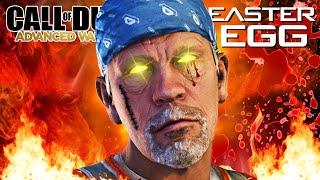 Exo Zombies Descent - FULL EASTER EGG - Easter Egg Complete Tutorial (Advanced Warfare Exo Zombies)