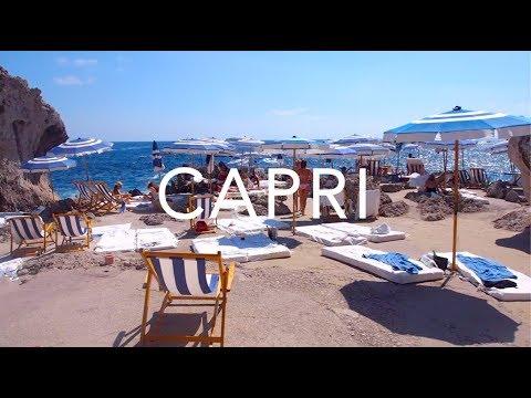 Capri   Amalfi Coast, Italy Travel Diary